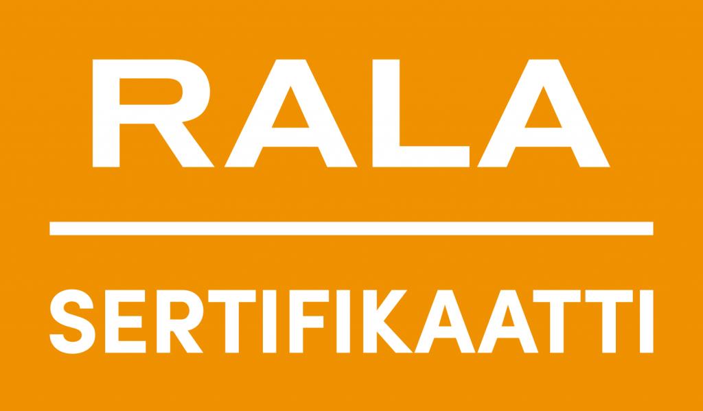 rala_sertifikaatti